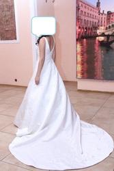 Продам ИТАЛЬЯНСКОЕ свадебное платье со шлейфом