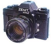 Механическая видеокамера Зенит