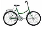 Велосипед Аист, скоростной